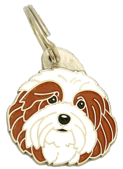 HAVANESE WHITE & RED